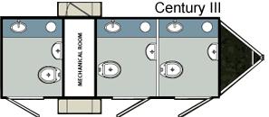 Century 3 layout